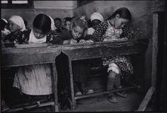 A village school, Olimbos, Karpathos, © Constantine Manos/Magnum Photos Magnum Photos, Vintage Photographs, Vintage Photos, Foto Vintage, Vintage Postcards, Fotojournalismus, Old Greek, Vintage Children Photos, Old Photography