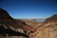 Lake Mead, Nevada, diciembre 2013