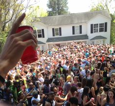 Just a drink with some friends. TFM.
