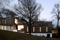 Heatherland Pool House / Satellite Architects | ArchDaily