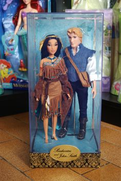 Disney Limited Edition Dolls