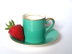 Demitasse cup and Saucer England.