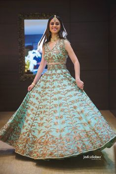 The real brides at Aza flaunt the top trending summer bridal lehengas. These fresh an bright bridal colors are ideal for the millenial muse who like their traditions with a twist.