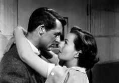 Cary Grant in People Will Talk with the beautiful Jeanne Craine