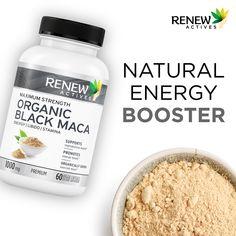 Black Maca, Maca Root Powder, How To Increase Energy, Gain Muscle, Athletes, Strength, Veggies, Exercise, Organic