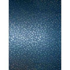 Pip Studio Vlies-Tapete 341065 Floral Blumen blau