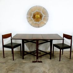Westnofa Drop-Leaf Table, $1,248, now featured on Fab.