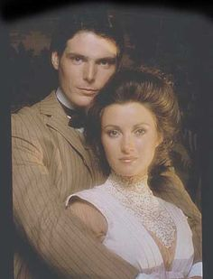 Somewhere in Time ~ Elise McKenna and Richard Collier (Christopher Reeve and Jane Seymour) Love Movie, Movie Stars, Movie Tv, 1980's Movies, Cinema Movies, Somewhere In Time, Jane Seymour, Movies Showing, Movies And Tv Shows