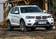 The BMW X3 xDrive28d will deliver 180 hp and a robust 280 lb-ft of torque using a 2.0-liter, TwinPower turbo diesel engine. Power is transferred through an eight-speed automatic transmission. http://www.marketwatch.com/story/bmw-offers-updated-2015-x3-suv-diesel-2014-02-10