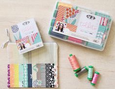 For today's installment of #AurifilforAGF, we meet Jeni Baker of #InColorOrder! Jeni's #TidBits collection offers the sweetest selections of Aurifil 40wt thread. A wonderful lineup of neutral, warm, and cool tones, it has everything you need to work with any of Jeni's five collections for Art Gallery Fabrics. I absolutely adore Jeni's use of color and her amazing knack for mixing prints, and can't get enough of the fabulous tips & tricks that she shares on her blog. To read the full article…