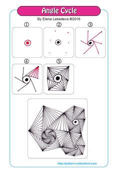 Angle Cycle by Elena Lebedeva