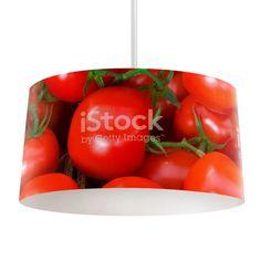 Lampenkap Tomaten   Bestel lampenkappen voorzien van digitale print op hoogwaardige kunststof vandaag nog bij YouPri. Verkrijgbaar in verschillende maten en geschikt voor diverse ruimtes. Te bestellen met een eigen afbeelding of een print uit onze collectie. #lampenkap #lampenkappen #lamp #interieur #interieurdesign #woonruimte #slaapkamer #maken #pimpen #diy #modern #bekleden #design #foto #tomaat #tomaten #rood #fruit #groente #gezond #lekker