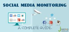 SOCIAL MEDIA MONITORING: A COMPLETE GUIDE | Jaazup   #social #media #monitor #guide #jaazup #sydney #sydneyjaazup