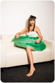 green Tutu, Homecoming, Gowns, Summer Dresses, Green, Fashion, Vestidos, Moda, Dresses