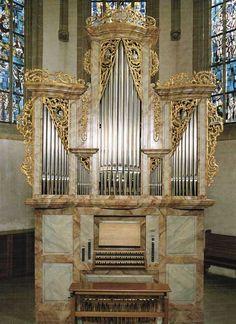 Orgelbau Rensch | Orgel Gärtringen