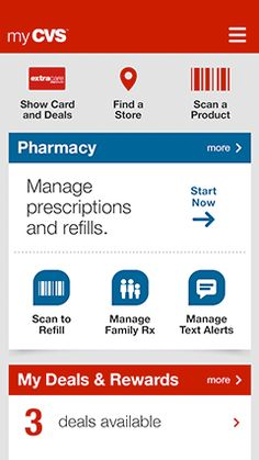 CVS App, Download Free Mobile Pharmacy App - CVS.com