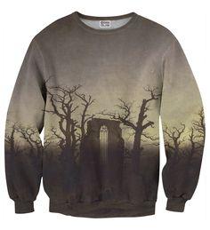 Dark Gate sweater, Mr. GUGU & Miss GO
