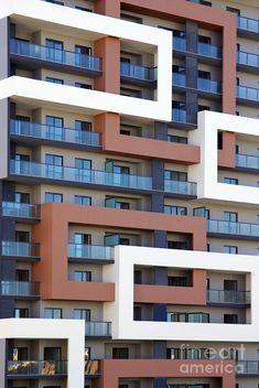 ✯ Building facade