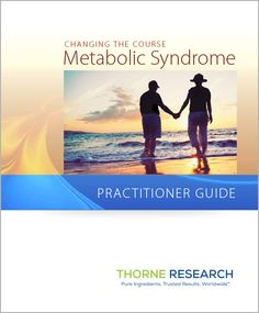 Thorne Research Launches the Thorne Metabolic Syndrome Program | Thorne Research