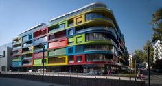 Simplon A in Budapest by T2.a Architects