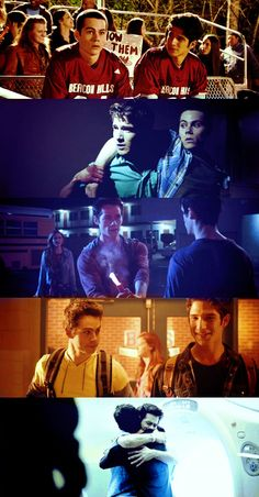 #TeenWolf #ScottMcCall #StilesStilinski  - We are not just friends! We are brother's!