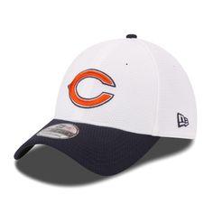 Men's Chicago Bears New Era Navy Blue Fan Training Camp Reverse Bucket Hat