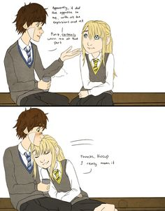 Astrid and Hiccup in Hogwarts, Part 8/9