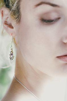 Ciara by Karasu Jewellery Amethyst, Drop Earrings, Jewellery, Collection, Fashion, Moda, Jewels, Jewelry Shop, Fashion Styles
