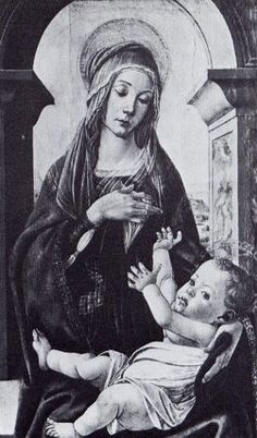 Caterina Sforza with her youngest son as the Virgin and the Child Jesus Italian Renaissance Art, Aragon, Strong Relationship, 15th Century, Religious Art, Lent, Deities, Adele, Mona Lisa