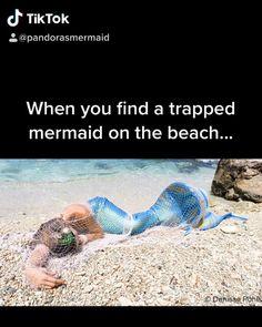 And set her free Mermaid Videos, Mermaid Gifs, Mermaid Artwork, Mermaid Room, Photography And Videography, Underwater Photography, Professional Mermaid, Ocean Party, Imagenes My Little Pony
