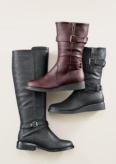 JESSICA®/MD Women's Buckle-Strap Winter Boot #SearsWishlist