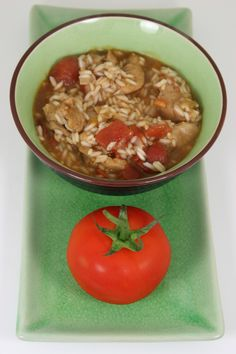 Skoudekharis - National dish of Djibouti.  Stew of steak or fish with tomatoes in rice.