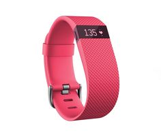 Shop Fitbit Charge HR - IN PINK!!  Must replace my black one...