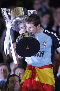 """Iker Casillas. """"San Iker"""""""
