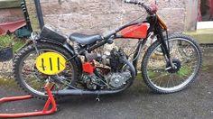 Martin Rudge Speedway Bike
