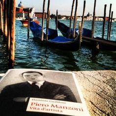Libri in vacanza: Piero Manzoni a Venezia