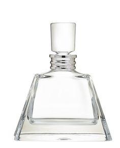 Silver & Crystal Art Deco Style Decanter (Spirits / Whisky / Wine) www.jbsilverware.co.uk JB Silverware New Bond St, London, UK