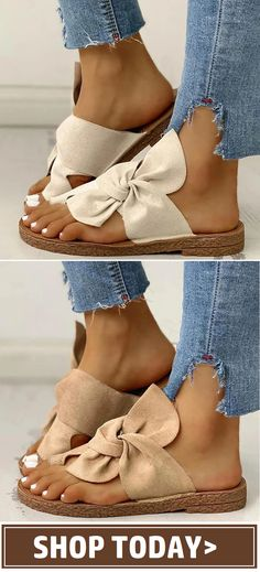 2020 New Sandals 310 Fancy Shoes, Pretty Shoes, Cute Shoes, Me Too Shoes, Flat Shoes, Trendy Sandals, Cute Sandals, Fashion Shoes, Fashion Outfits