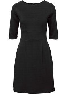 Kleid aus festem Jersey schwarz - BODYFLIRT jetzt im Online Shop von bonprix.de ab ? 34,99 bestellen. Dieses wunderschöne Kleid der Marke BODYFLIRT aus ...
