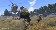 Arma 3 System Requirments