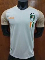 28964088c53 18-19 Thai Quality Adult Coate d Ivoire white Thai Quality soccer jersey  Football