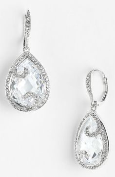 princess earrings gorgeous Bridal Jewelry Accessories