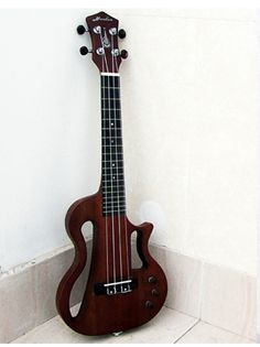 Solid Body Electric Ukulele