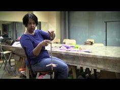 Основы прядение на веретене - Ярмарка Мастеров - ручная работа, handmade