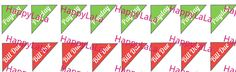 Set of 16 Corner Stickers for Planner by HappyLaLa on Etsy