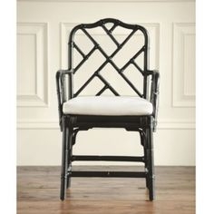 Macau Arm Chair | Ballard Designs #celebrateballard