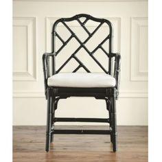 Macau Arm Chair | Ballard Designs #celebrateballard