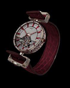 Cacheux Elephant Ruby #Unique #Luxury #Watches