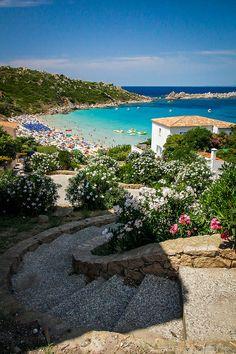 Camino al mar #Sardinia