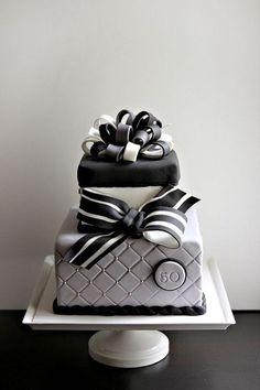 34 Unique Birthday Cake Ideas with Images - My Happy Birthday Wishes Elegant and Best Birthday Cakes for Men Modern Birthday Cakes, 50th Birthday Cakes For Men, 50th Cake, Happy 50th Birthday, Birthday Sayings, 50 Birthday, Birthday Wishes, Cupcakes, Cupcake Cakes
